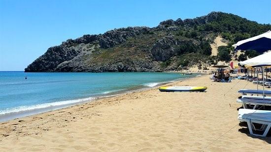 Tsambika Beach